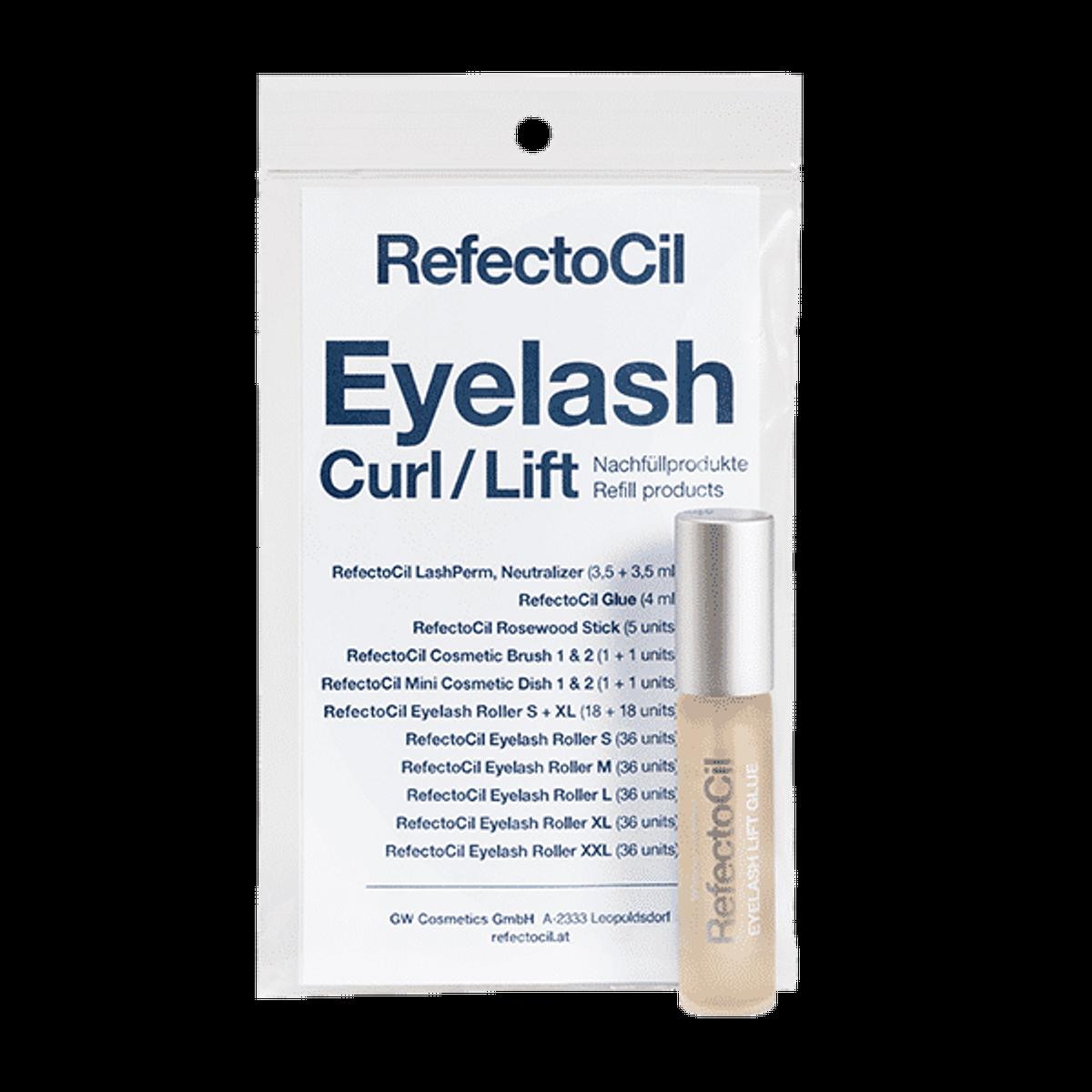 RefectoCil Eyelash Lift & Curl glue 4 ml