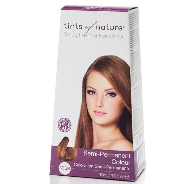 Bilde av Tints of Nature Semi-permanent Haircolour Copper