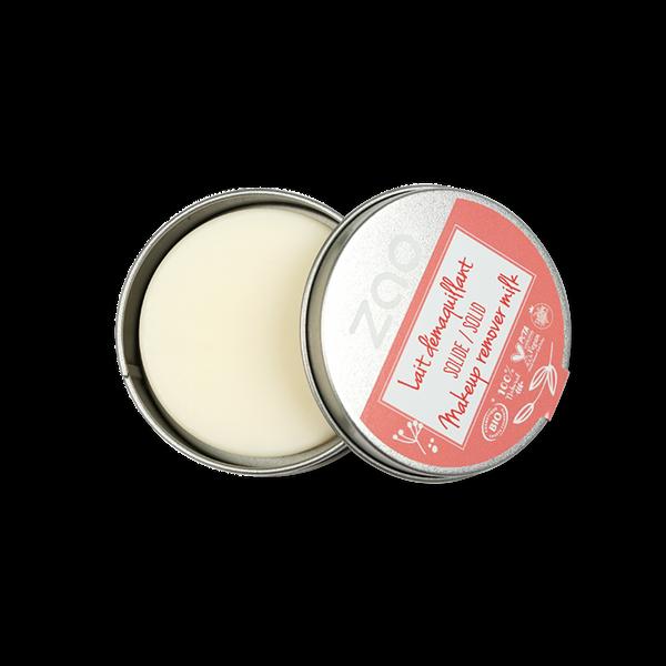 Bilde av ZAO Solid Makeup Remover Milk - Boxed