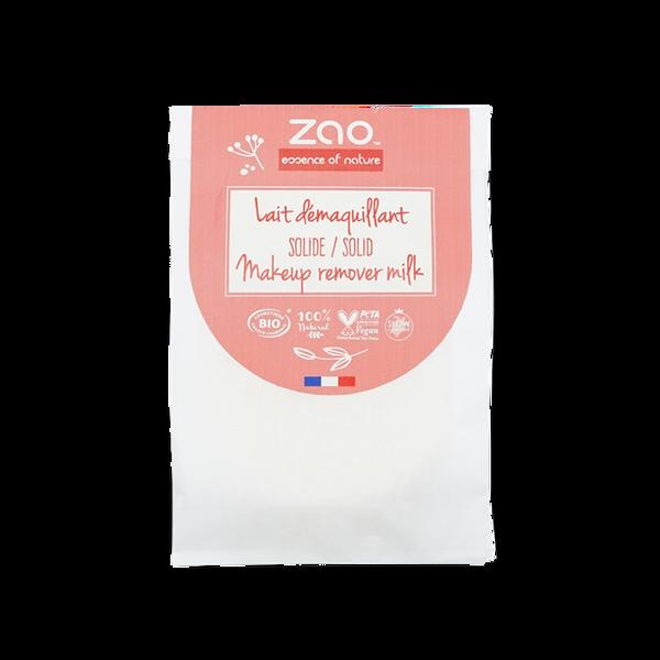 Bilde av ZAO Solid Makeup Remover Milk - in a Paper Bag