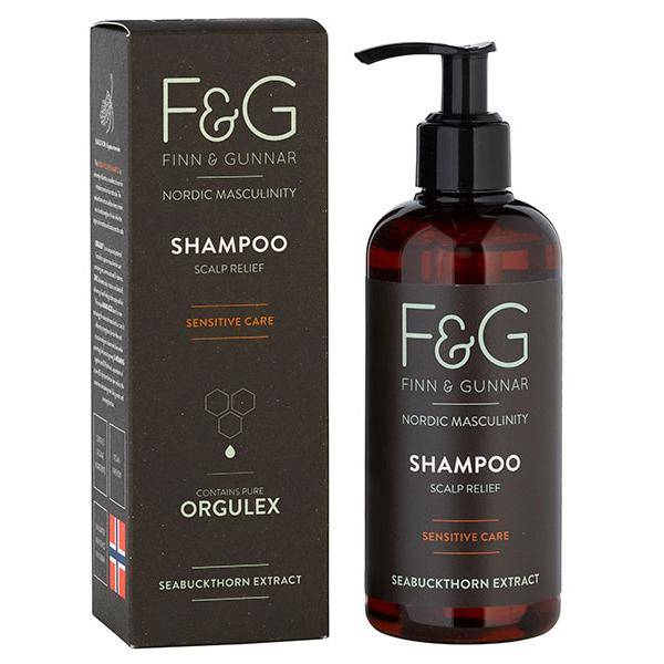 Bilde av F&G Nordic Masculinity Shampoo Scalp Relief 250