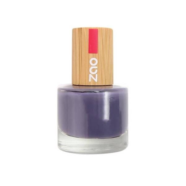 Bilde av ZAO Nailpolish 673 Purple Grey