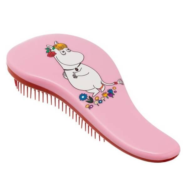 Bilde av Moomin detangling brush Pink