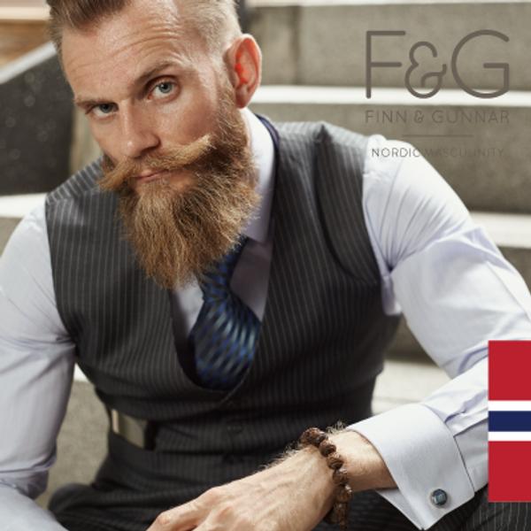 Finn og gunnar Nordic masculinity